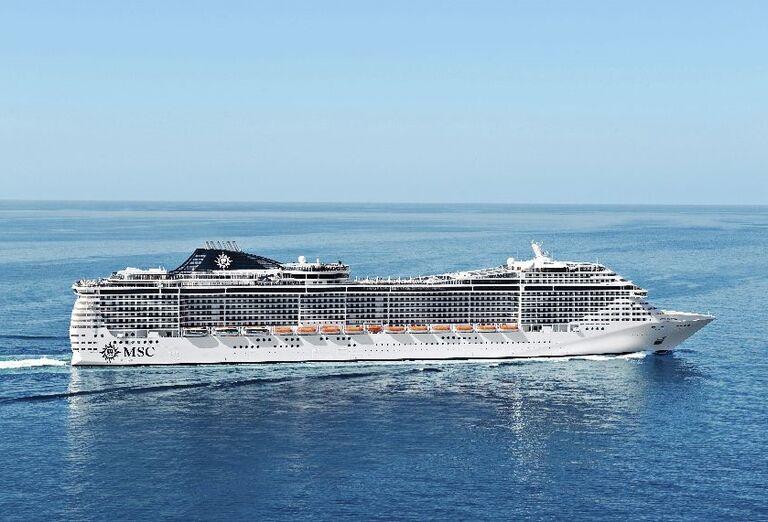 Výletná loď Msc Divina - Karibik a Panama zima 2018/2019 ****