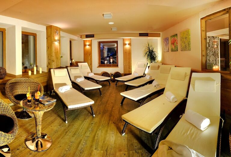 Relaxačná miestnosť, Hotel Fis, Štrbské Pleso