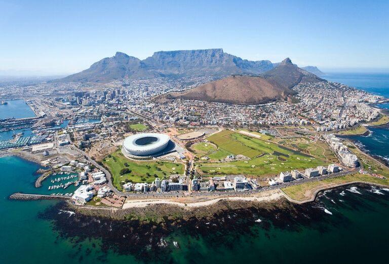 Atrakcie Kapské Mesto - Najkrajší ohňostroj v Afrike