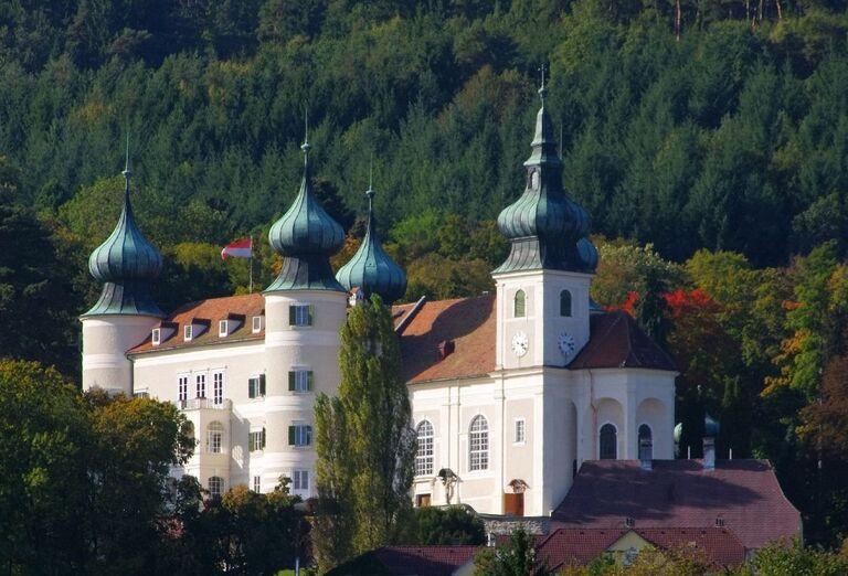 Atrakcie Hrady a zámky Dolného Rakúska