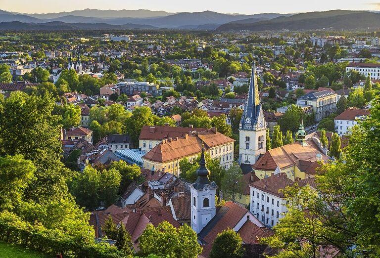 Atrakcie Víkend v Ľubľane