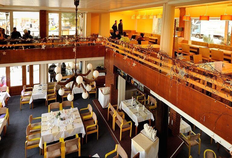 Reštaurácia, Hotel Fis, Štrbské Pleso