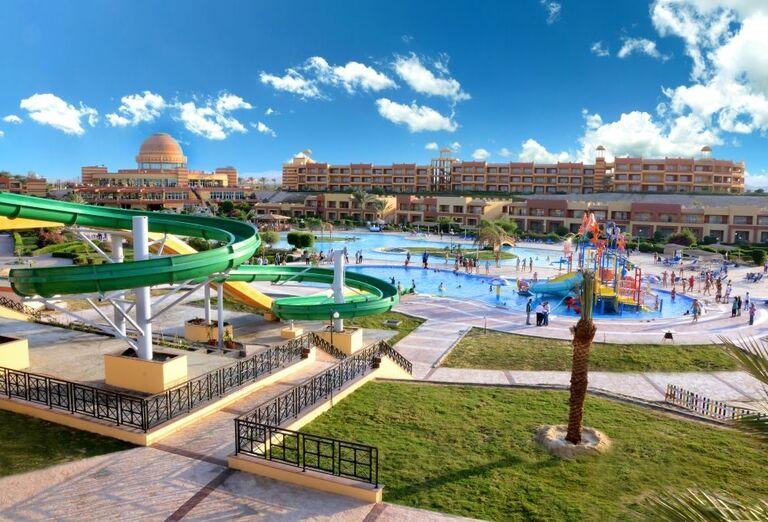 Hotel El Malikia Beach Resort Abu Dabbab *****