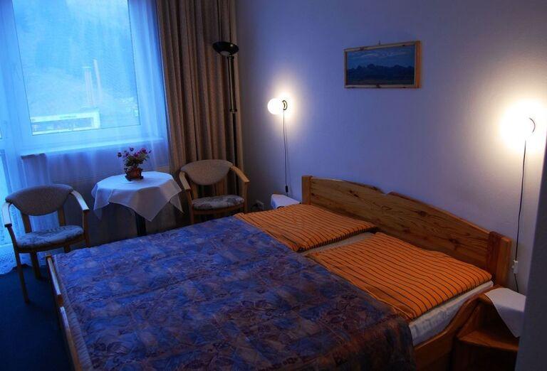 Izba, Hotel Fis, Štrbské Pleso