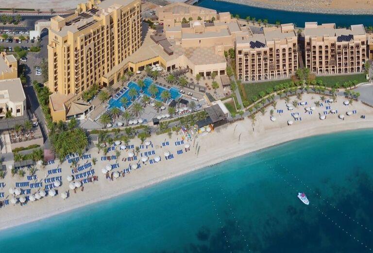 Hotel Doubletree by Hilton Resort & Spa Marjan Island *****